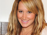 Ashley Tisdale at the Jill Stuart Showroom, New York