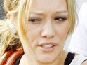 Hilary Duff chipped tooth on wedding day