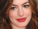 Anne Hathaway at the 'Rachel Getting Married' film photocall