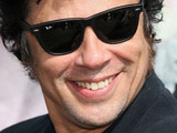 Benecio Del Toro at the 'Che' film photocall