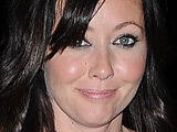 Shannen Doherty leaving Kobe Restaurant in New York