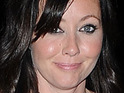 Former Beverly Hills, 90210 star Shannen Doherty denies rumors that she is pregnant.