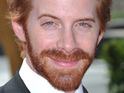 Actor Seth Green marries model/actress Claire Grant at a private ceremony in California.
