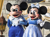 Disney, Generic, Mickey and Minnie Mouse