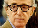 Woody Allen denies that French First Lady Carla Bruni-Sarkozy was difficult to work with.