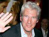 Richard Gere attending the 'Nights in Rodanthe' Film Premiere, New York