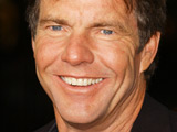 Dennis Quaid at 'The Express' Film premiere