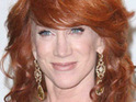 Comedian Kathy Griffin suggests that she plans to publicly criticize Sarah Palin's daughter Willow.