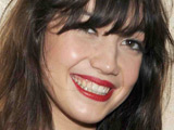 Daisy Lowe at the  GQ Style and Burberry Dinner at Theo Randall in London