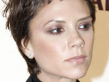 Victoria Beckham at the launch of her new dVb 08 denim collection