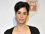Sarah Silverman attending the Project A.L.S. 11th Annual 'Tomorrow is Tonight' Benefit Gala at The Waldorf Astoria, Los Angeles