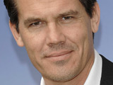 Josh Brolin at the 'W' film photocall