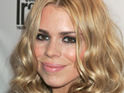 Billie Piper 'had post-natal depression'