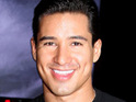 Mario Lopez and Courtney Mazza become first-time parents.