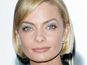 Jaime Pressly's lawyer enters a not guilty plea on her behalf in court on Friday.