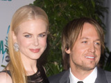 Nicole Kidman and Keith Urban at the 42nd Annual CMA Awards