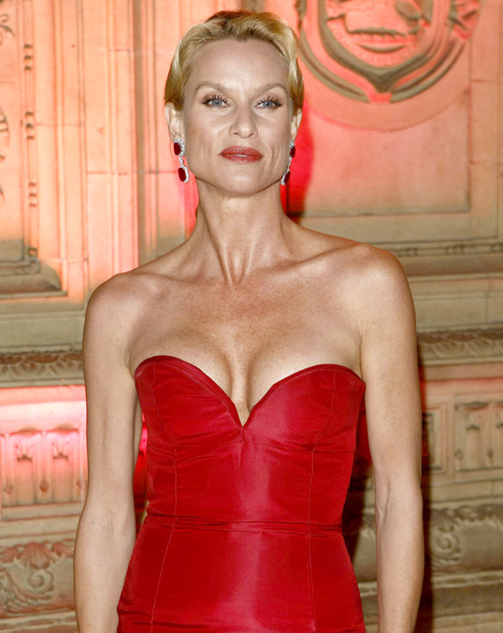 Nicollette Sheridan - The Desperate Housewife will blow out 45 candles on Friday