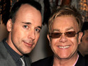 Elton John and David Furnish reportedly agree not to reveal details of their son's conception.