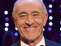 "Len Goodman claims that Derek Hough would be a ""wonderful"" addition to Strictly Come Dancing."