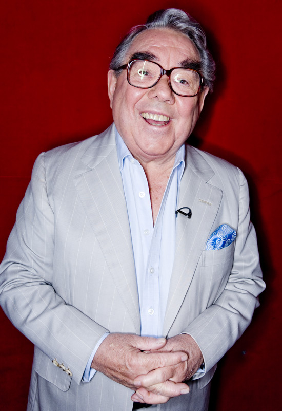 Ronnie Corbett - The 'Two Ronnies' star reaches 78 on Thursday