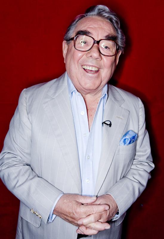 Ronnie Corbett - The 'Two Ronnies' star reaches 78 on Thursday