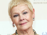 Dame Judi Dench at the European Film Awards 2008 in Copenhagen