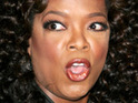 Oprah Winfrey and her US audience arrive in Sydney for their 'Ultimate Australian Adventure'.