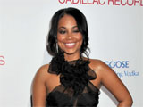 Lauren London, 90210, bisexual character