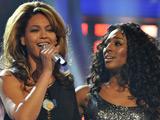 X Factor Week 10 Beyoncé Alexandra Burke