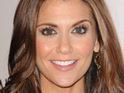 Samantha Harris wishes her Dancing With The Stars replacement Brooke Burke luck.