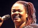 R&B-soul star Jill Scott reportedly says that it's painful for her to see interracial couples together.