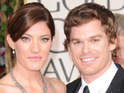Jennifer Carpenter admits that she had concerns about dating her Dexter co-star Michael C Hall.