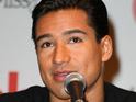 Mario Lopez says that he wants his baby's sex to be a surprise.