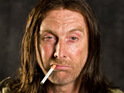 David Threlfall reveals that he would happily stay on Shameless for some time.
