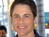 Rob Lowe at the Grand Opening of Pinkberry in Santa Barbara