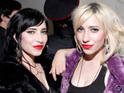 The Veronicas singer Jess Origliasso denies that she is dating Azaria Byrne again.