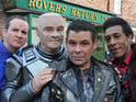 Red Dwarf producer Andrew Ellard confirms that the show will return to television in 2011.