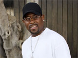 Martin Lawrence shopping at &#39;Christian Audigier&#39;, Los Angeles, America