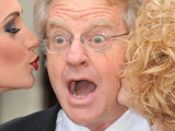 Jerry Springer joins the cast of Chicago