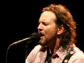 Eddie Vedder announces his European tour, with two gigs in the UK in July.