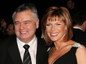 Ruth Langsford reveals that she auditioned for this year's Dancing On Ice.