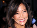 Dancing With The Stars judge Carrie Ann Inaba says she was thrilled to meet Sarah Palin.