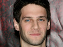 Justin Bartha admits that filming sex scenes with Catherine Zeta-Jones for The Rebound was awkward.
