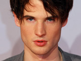 Tom Sturridge at the German Premiere of &quot;The Boat That Rocked&quot;.