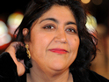 Gurinder Chadha's 3-year-old twins will be starring in her new movie.