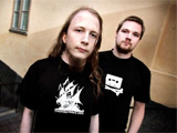 Pirate Bay founders, Frederik Neij, Gottfrid Svartholm