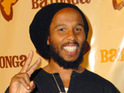 Ziggy Marley and wife announce the birth of their third child.