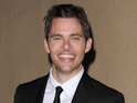 "James Marsden thinks that Russell Brand is a ""brilliant comedian"", calling the star 'gifted'."