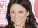Seinfeld star Julia Louis Dreyfus is honored with a star on the Hollywood Walk of Fame.
