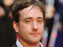 Matthew Macfadyen says that Russell Crowe seemed pleasant on the set of Robin Hood.